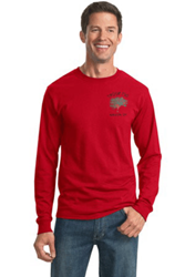 Picture of Troop 750 Long Sleeve T-shirt