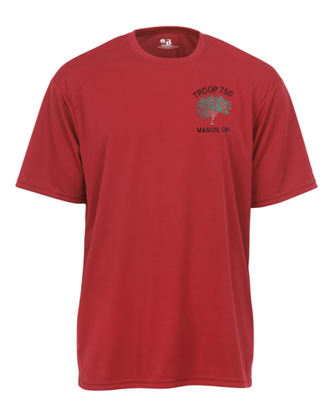 Picture of Troop 750 Dri-fit T-shirt