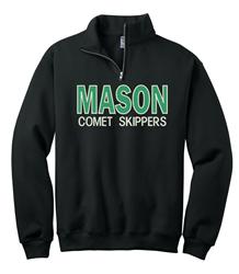 Picture of Comet Skippers 1/4-Zip Sweatshirt