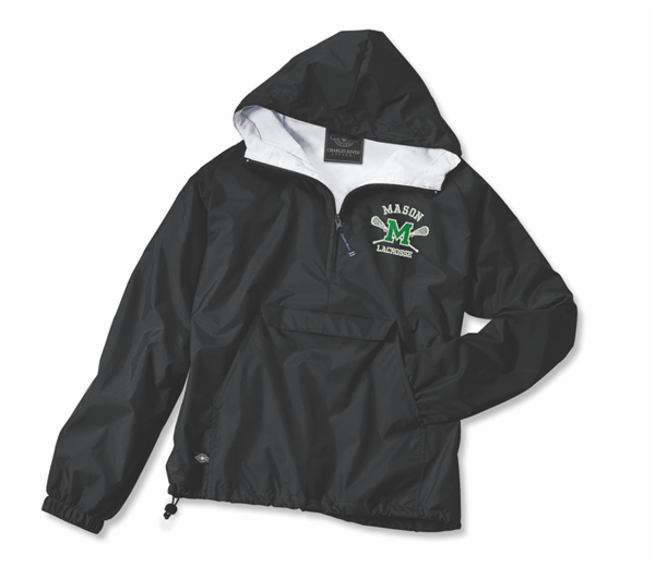 Picture of MLC Charles River 1/4 Zip Hooded Jacket