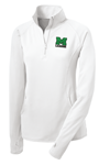 Picture of MHS Mens Lax Ladies Sport-Wick® Stretch 1/2-Zip Pullover