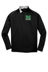 Picture of MHS Mens Lax Sport-Tek-Sport Wick® 1/4-Zip Fleece Pullover
