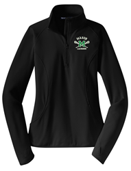 Picture of MLC Ladies Sport-Wick Stretch 1/2-Zip Pullover