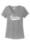 Picture of Freedom Elite Ladies V-Neck Tee