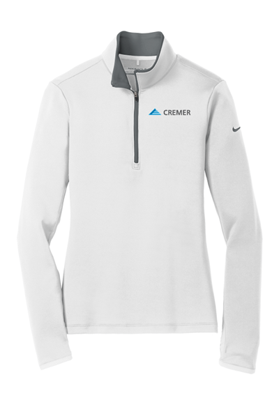 Picture of Peter Cremer Ladies Nike Golf Stretch 1/2 Zip Pullover