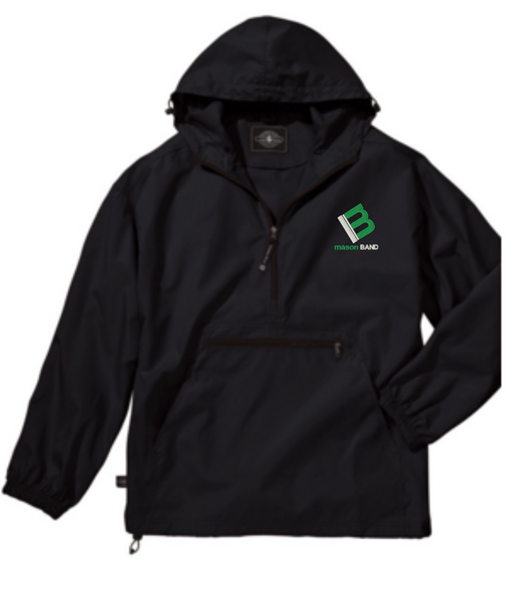 Picture of Mason Band 1/4 Zip Charles River Unlined/Lined Jackets