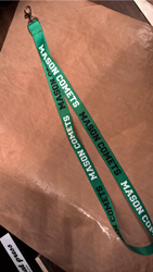 Picture of Mason Comets Lanyard