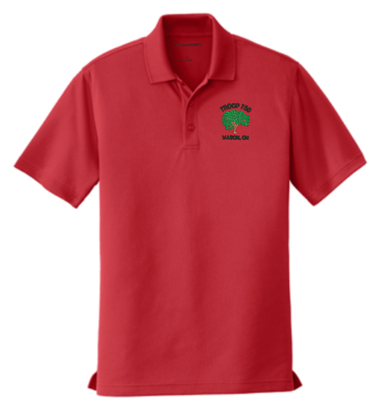 Picture of Troop 750 Men's Polo