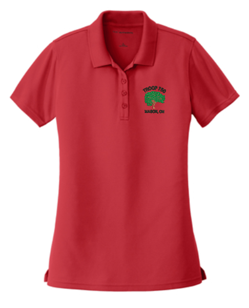 Picture of Troop 750 Women's Polo