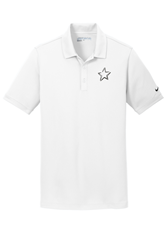 Picture of SPC Men's White Nike Polo