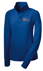 Picture of Cincy Slammers LADIES Sport-Wick Stretch 1/2-Zip Pullover