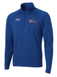 Picture of Cincy Slammers Sport-Tech  1/4-Zip Pullover
