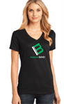 Picture of Mason Band Ladies V-Neck and T-shirt