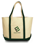 Picture of Mason Band Tote Bag