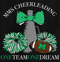 Picture for category MMS CHEERLEADING GMC SHIRT