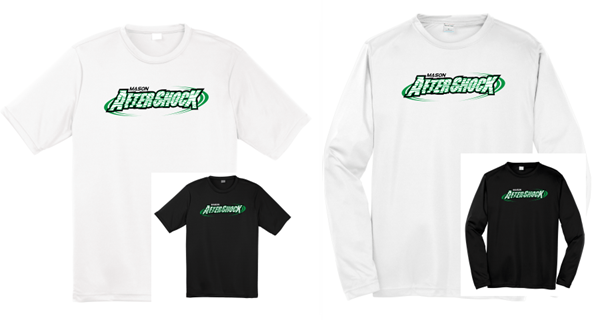 Picture of Mason Aftershock Performance Short or Long Sleeve T