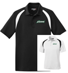 Picture of Mason Aftershock Sport Tek Dryzone Colorblock Raglan Polo