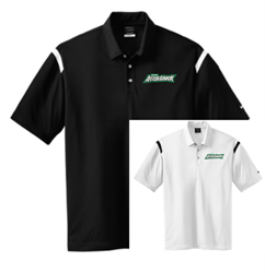 Picture of Mason Aftershock NIKE Dri-fit Shoulder Stripe Polo