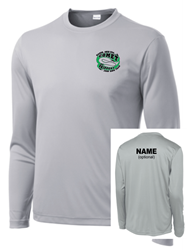 Picture of Comet Skippers Long Sleeve Performance Shirt