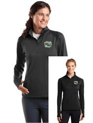 Picture of Comet Skippers Sport-Wick Stretch 1/4-Zip Pullover (Ladies)