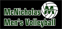 Picture for category McNicholas Men's Volleyball