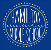 Picture for category Hamilton Middle School Cheer