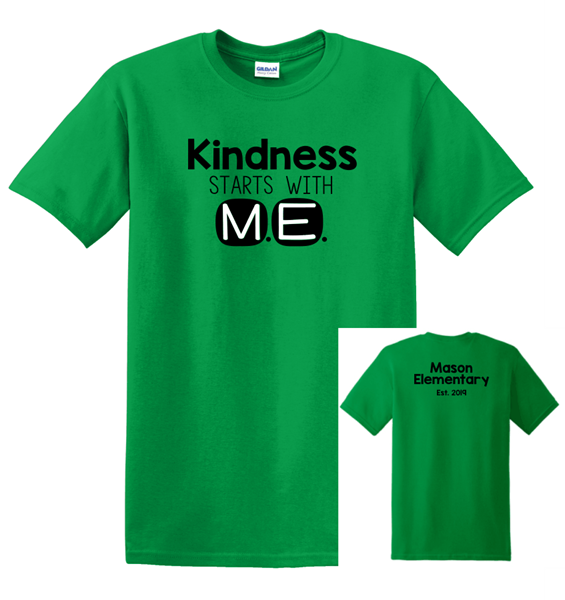Picture of Mason Elementary COTTON T-Shirt