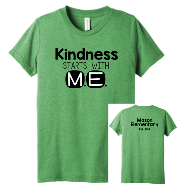 Picture of Mason Elementary YOUTH Triblend T
