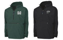 Picture of MHS Cross Country Unlined Charles River 1/4 Wind Jacket