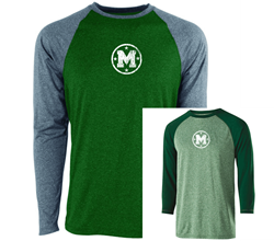 Picture of MMS Raglan Tee