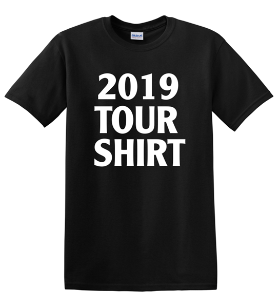 Picture of Mason Band TOUR SHIRT 2019 - AVAILABLE THRU 9/4