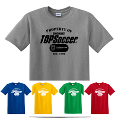 Picture of TOPSoccer Cotton T-shirt
