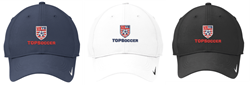 Picture of TOPSoccer Nike Swoosh Hat