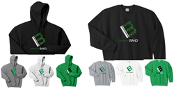 Picture of Mason Band Crewneck /Hoodie Sweatshirt