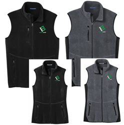 Picture of Mason Band R-Tek Pro Fleece Full Zip Vest