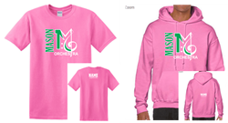 Picture of Mason Orchestra Pink Shirt Options