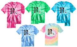Picture of Mason Orchestra Tie Dye Shirts