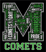 Picture for category Mason Intermediate Student Designed Shirt
