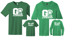 Picture of MHS GLAX Spirit Wear Long Sleeve and Short Sleeve T-shirts
