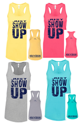 Picture of Just Show Up - Women's Tank
