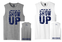 Picture of Just Show Up - Men's Tank