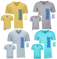 Picture of Dynamic Designs - Men's  V-neck T-shirt