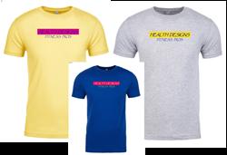 Picture of Health Designs - Men's Crewneck T-shirt