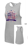 Picture of United to Support Women's Triblend Tank Top