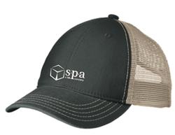 Picture of SPA Super Soft Mesh Back Cap