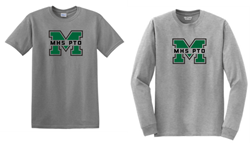 Picture of MHS PTO Cotton Short or Long Sleeve T