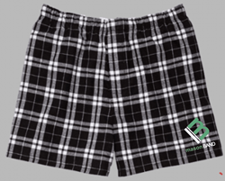 Picture of Mason Band Flannel Boxer Shorts