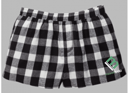 Picture of Mason Band Female Flannel Shorts