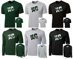 Picture of MHS Cross Country Drifit T-Shirt Options