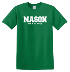 Picture of Mason High School Cotton Tee